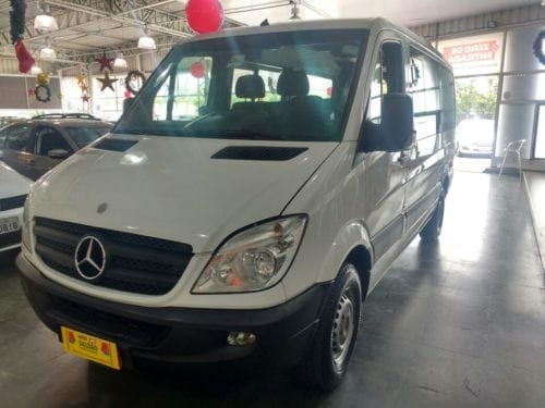Mercedes-Benz Sprinter 415 2014