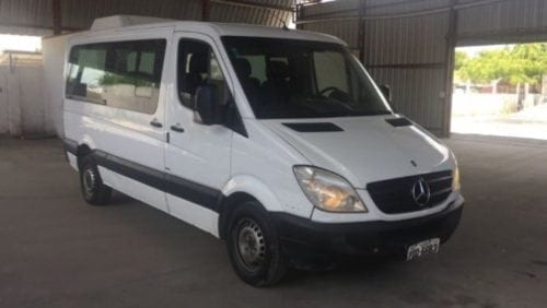 Mercedes-Benz Sprinter 415 2015