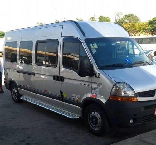 Renault Master Minibus 2012