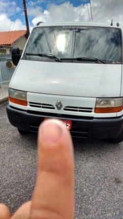 Renault Master Teto Baixo 2005