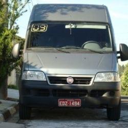 FiatDucato JTD Minibus Teto Alto