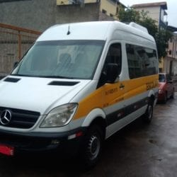 Mercedes-Benz Sprinter 415 2012