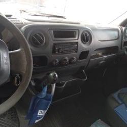 Renault Master Furgão Longa Teto Alto