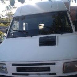 Iveco Daily Maxivan Minibus 2001